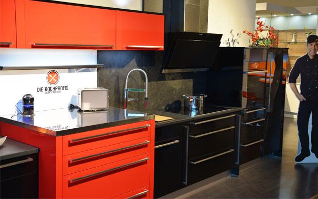 Die kochprofis-küche  Küche & Co Erding - Kücheneinrichtungsexperten in Ihrer Nähe.