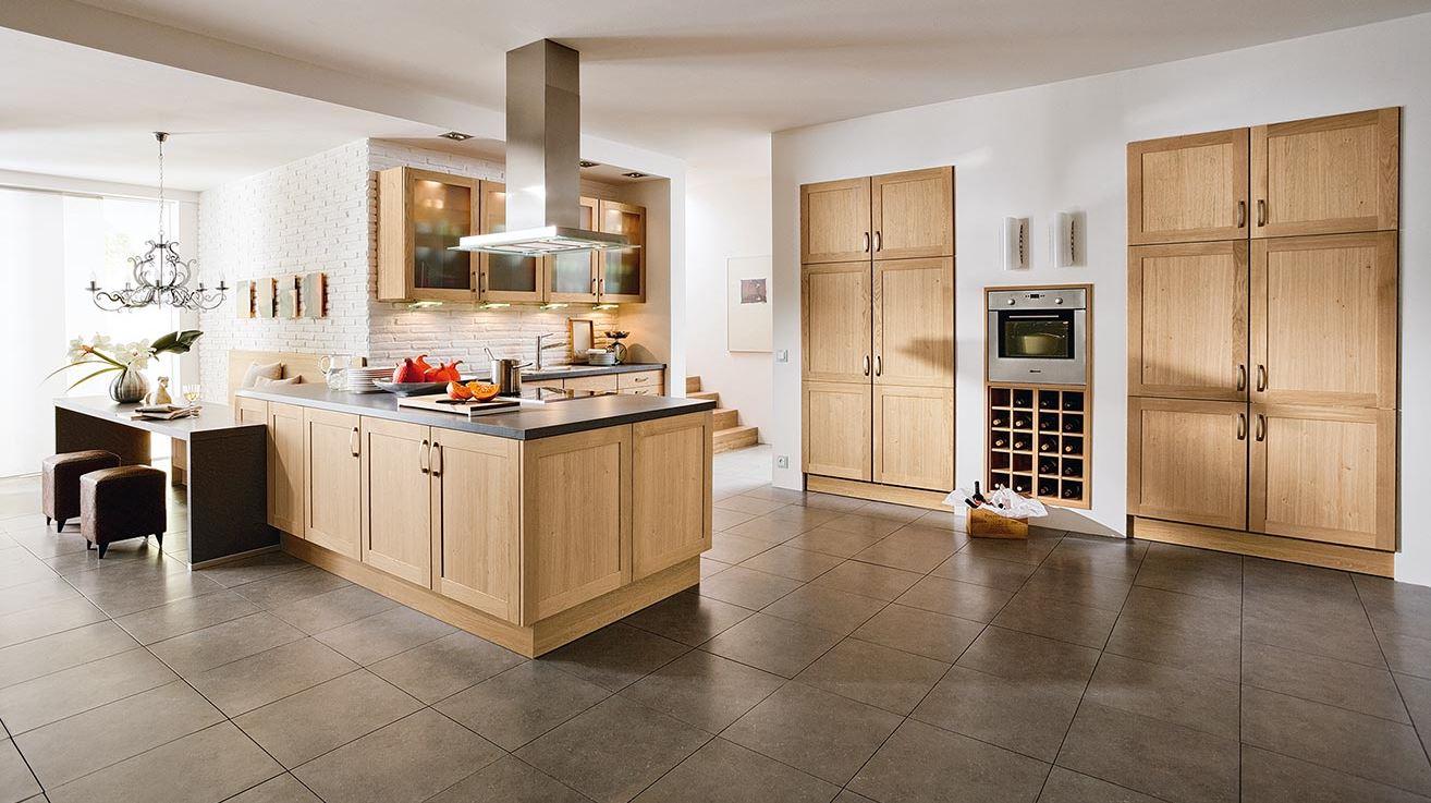 Wellmann küchen grifflos  wellmann Küchen - Familienküchen, Landhausstil, moderne Küchen ...
