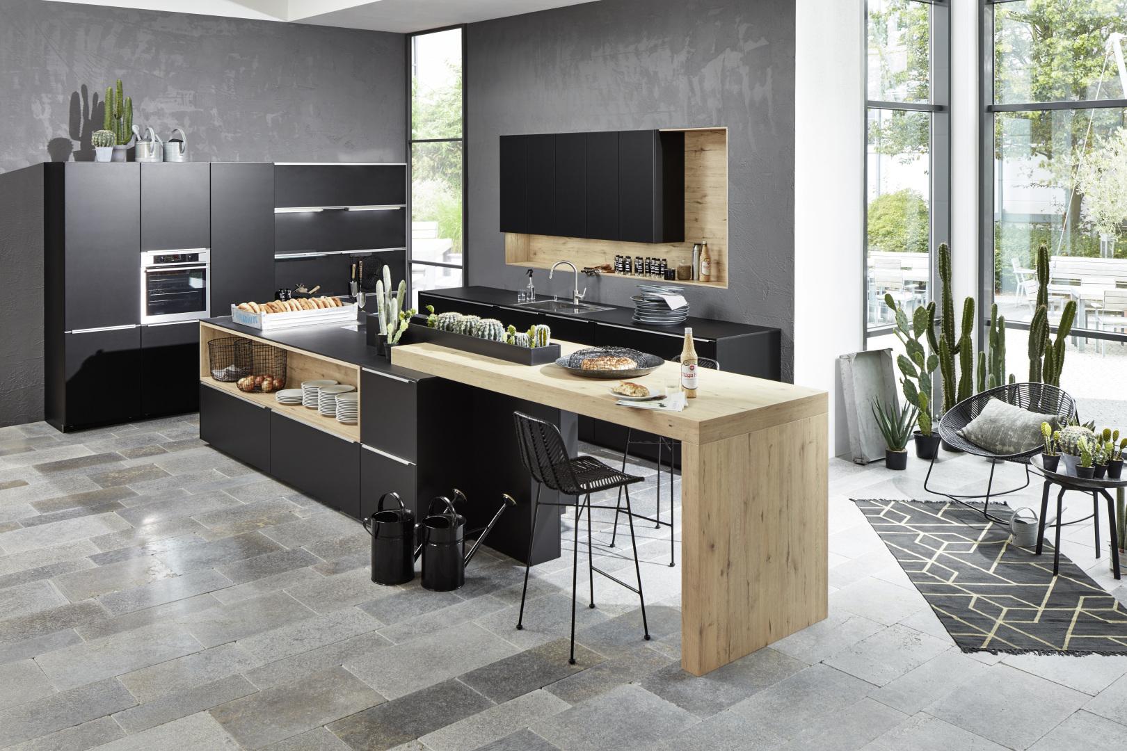 k chen l hne. Black Bedroom Furniture Sets. Home Design Ideas