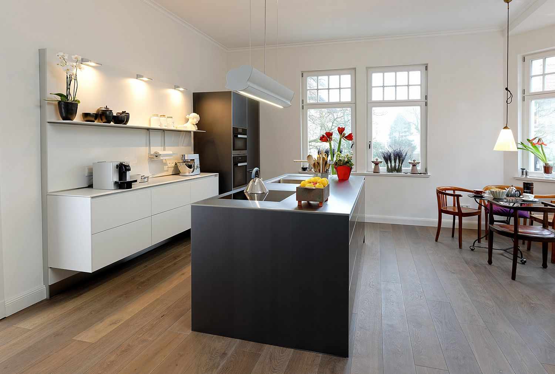 ihr k chenstudio in bremen. Black Bedroom Furniture Sets. Home Design Ideas
