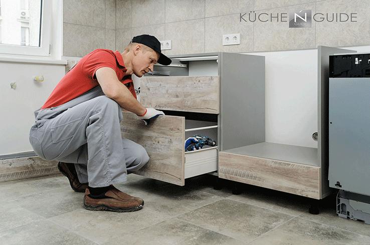 Küchenguide Ullrich Füssen Montage Renovierung
