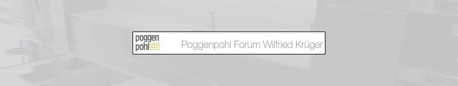 Poggenpohl Forum In Essen Kuchenstudio Kuchenplanung Musterkuchen