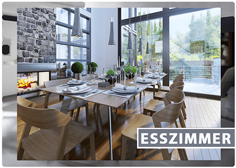 Esszimmer Sitzgruppen Esstisch