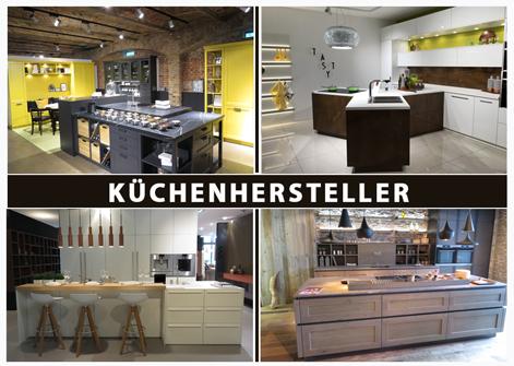 Küchenhersteller Küchenindustrie Küchenmöbel