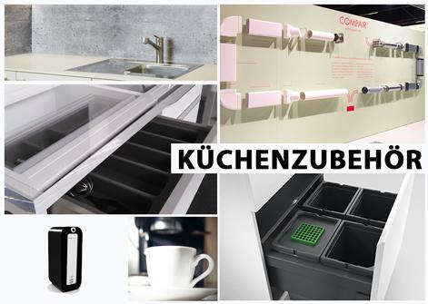 Küchenzubehör Rückwände Beleuchtung Abluftkanäle