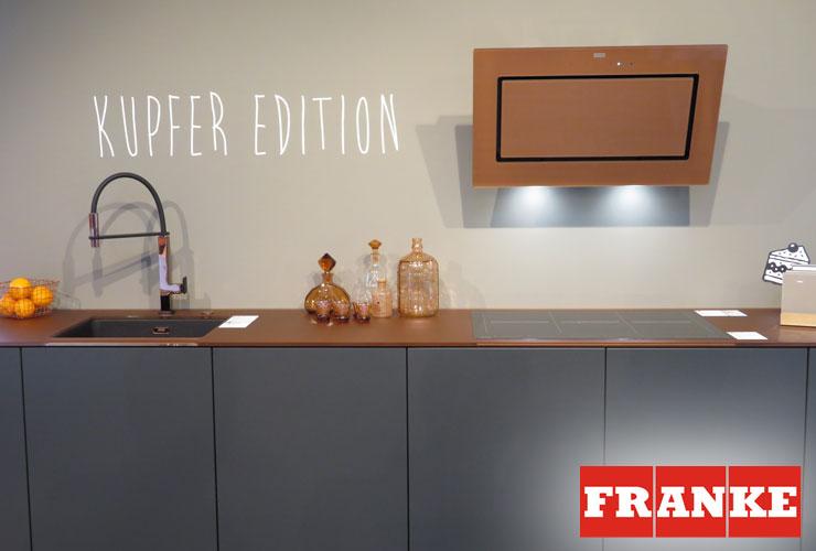 FRANKE Kupfer Edition